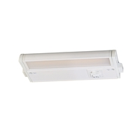 Maxim 89892WT CounterMax MX-L-120-3K Basic LED 6 inch White Under Cabinet