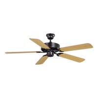 Maxim Lighting Basic-Max Indoor Ceiling Fan in Oil Rubbed Bronze 89905OI