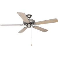 Maxim 89905SNSM Basic-Max 52 inch Indoor Ceiling Fan  photo thumbnail