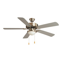 Maxim 89905SN Basic-Max 52 inch Satin Nickel Indoor Ceiling Fan alternative photo thumbnail