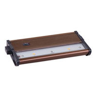 Maxim Lighting CounterMax 2 Light Under Cabinet in Metallic Bronze 89912MB