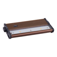 Maxim Lighting CounterMax MX-L120DC 2 Light Under Cabinet in Metallic Bronze 89922MB