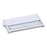 Maxim Lighting CounterMax MX-L120DC 2 Light Under Cabinet in White 89922WT