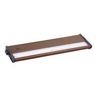 Maxim 89923MB CounterMax MX-L120DC LED 13 inch Metallic Bronze Under Cabinet