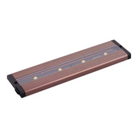 Maxim Lighting CounterMax 4 Light Under Cabinet in Anodized Bronze 89941BRZ