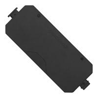 Maxim 89958BK CounterMax MXInterLink5 7 inch Black Under Cabinet Accessory