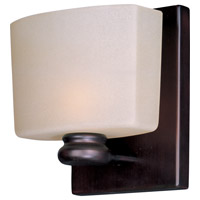 Maxim Lighting Essence 1 Light Bath Light in Oil Rubbed Bronze 9001DWOI