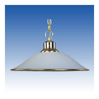 Maxim Lighting Signature 1 Light Pendant in Polished Brass 90188PB
