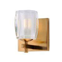Bravado LED 5 inch Golden Bronze Wall Sconce Wall Light in Gold Bronze