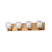 Maxim 9044CIGO Bravado LED 26 inch Golden Bronze Bath Vanity Wall Light