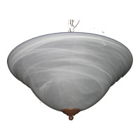 Maxim 90499MRCS Foothills Forge 2 Light Country Stone Pendant Ceiling Light in 60