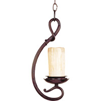 Maxim 91084WSOI Notre Dame 1 Light 7 inch Oil Rubbed Bronze Mini Pendant Ceiling Light
