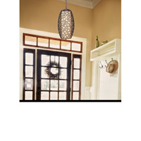 Maxim 91340DWUB Meridian 1 Light 7 inch Umber Bronze Mini Pendant Ceiling Light alternative photo thumbnail