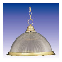 Maxim Lighting Signature Pendant in Polished Brass 990239CLPB
