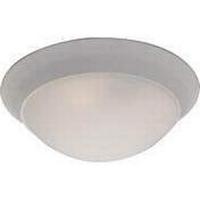 Maxim 990380FTKB Essentials - 583x 2 Light Kentucky Bronze Flush Mount Ceiling Light