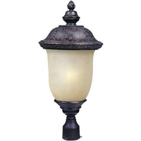 Maxim 990406FWOB Carriage House Oriental Bronze Wall Sconce Wall Light