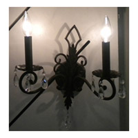 Maxim Lighting Signature Wall Sconce in Black 99977BK