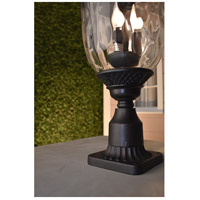 Maxim 40428WGOB Carriage House VX 3 Light 14 inch Oriental Bronze Outdoor Hanging Lantern alternative photo thumbnail
