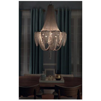Maxim 21464NKPN Chantilly 6 Light 14 inch Polished Nickel Single Tier Chandelier Ceiling Light alternative photo thumbnail