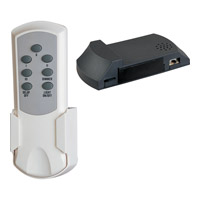 Basic-Max Ceiling Fan Accessory, Fan Remote