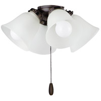 Maxim FKT210FTOI Basic-Max LED Oil Rubbed Bronze Ceiling Fan Light Kit