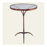 Maxim Lighting Signature Round Iron Framed Table H70031