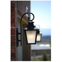 Maxim 1137CLBZ Knoxville 3 Light 23 inch Bronze Outdoor Wall Sconce alternative photo thumbnail