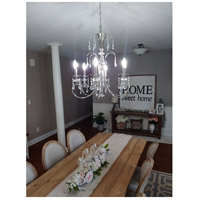 Maxim 24303CLPN Montgomery 3 Light 16 inch Polished Nickel Mini Chandelier Ceiling Light alternative photo thumbnail