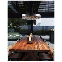 Maxim 39650SHBZ Mystic 1 Light 16 inch Bronze Flush Mount Ceiling Light alternative photo thumbnail