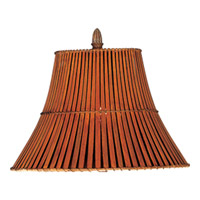 Maxim Lighting Bali Shade in Russet SHD53RT