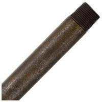 Maxim STR04612ACP Accessories Antique Copper Extension Rod