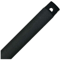 Maxim STR06206TXB Accessories Textured Black Extension Rod