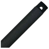 Maxim STR06212TXB-S Accessories Textured Black Extension Rod