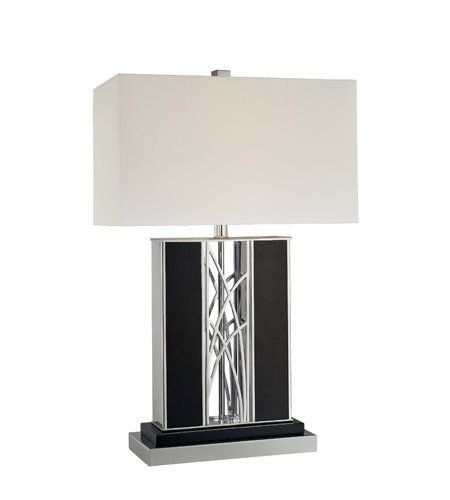 Metropolitan Walt Disney Signature Storyboard 1 Light Table Lamp in Chrome N12001-0 photo