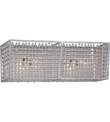 Catalina Silver Saybrook Bathroom Vanity Lights