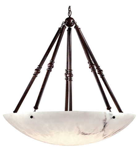 Metropolitan Virtuoso 12 Light Pendant in Bronze Patina N3612-BP photo