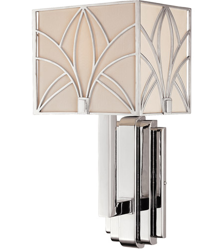 Metropolitan N6921-77 Walt Disney Signature Storyboard 1 Light 9 inch Chrome and Macassar Ebony Sconce Wall Light photo