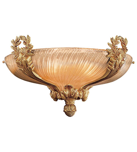 Metropolitan Vintage  2 Light Sconce in French Gold N9040 photo
