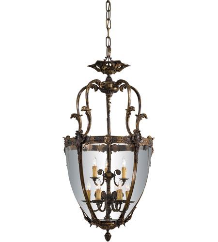 Metropolitan Vintage  9 Light Pendant in Bronze Patina N9201 photo