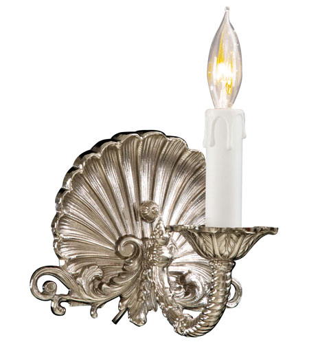 Metropolitan Signature 1 Light Sconce in Polished Chrome N9804-PC photo