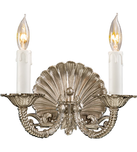 Metropolitan Signature 2 Light Sconce in Polished Chrome N9805-PC photo