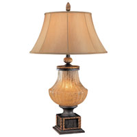 Metropolitan Hearst Castle 1 + 1 Light Table Lamp in Monte Titano Oro N12350-159