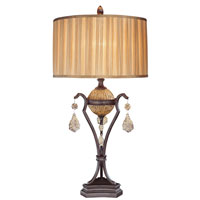 Metropolitan Hearst Castle 1 Light Table Lamp in Monte Titano Oro N12352-159