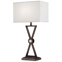 Metropolitan Walt Disney Signature Underscore  1 Light Table Lamp in Cimarron Bronze N12359-267B