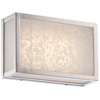 Lake Frost LED 9 inch Polished Nickel Bath Bar Wall Light
