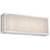 Lake Frost LED 16 inch Polished Nickel Bath Bar Wall Light