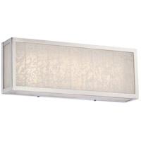 Metropolitan N1742-613-L Lake Frost LED 19 inch Polished Nickel Bath-Bar Lite Wall Light