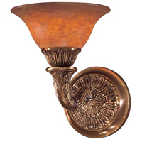 Metropolitan Signature 1 Light Sconce in Antique Bronze N202501-AN