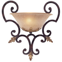 Metropolitan Zaragoza 1 Light Sconce in Golden Bronze N2230-355