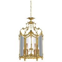 Signature 9 Light 23 inch French Gold Foyer Pendant Ceiling Light